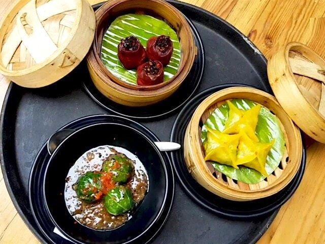 3 Exciting Ways To Make Dim Sums In 2020 Dim Sum Food Videos Food