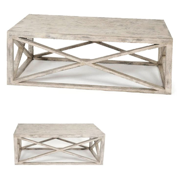 At Home With White. Coffee Tables ...