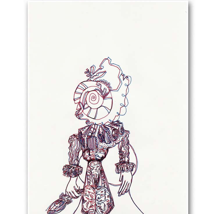 03: Hands Drawings