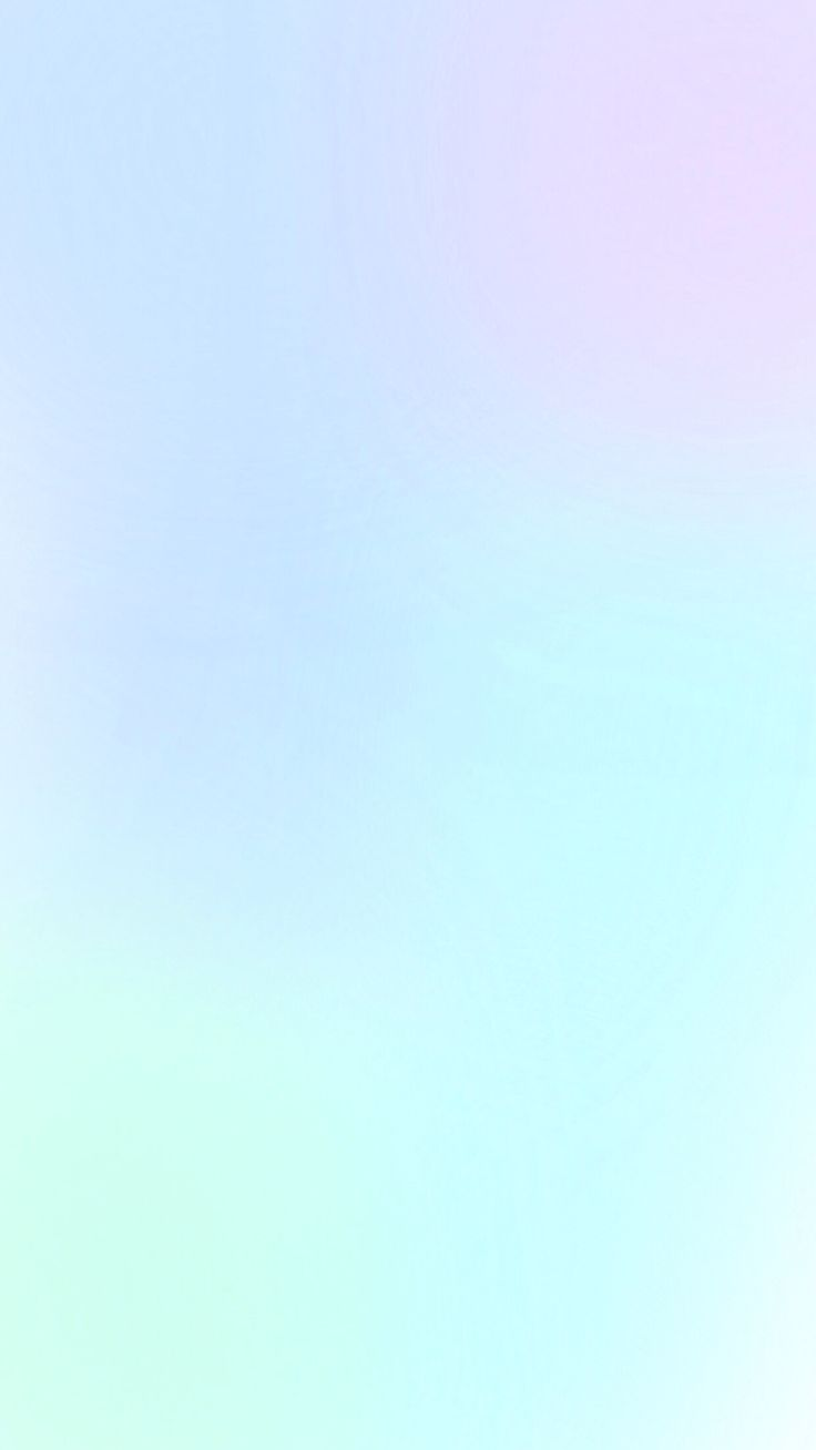 Pastel blue purple mint ombre (gradient) phone wallpaper