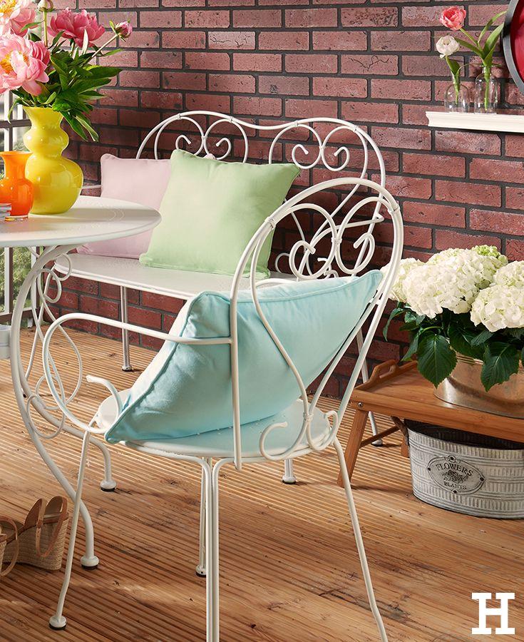 84 best garten balkon images on pinterest. Black Bedroom Furniture Sets. Home Design Ideas