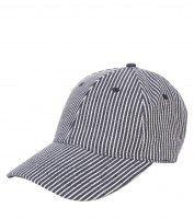 New Look Striped Cap £8.99 €11.99