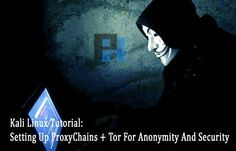 Kali Linux Tutorial: Setting Up ProxyChains + Tor For Anonymity And Security - PicaTesHackZ: Ethical Hacking | Penetration Testing