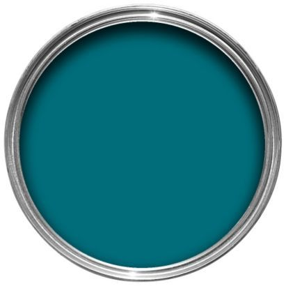 Dulux Made By Me Gloss Paint Totally Teal 250ml, 5010212571491.