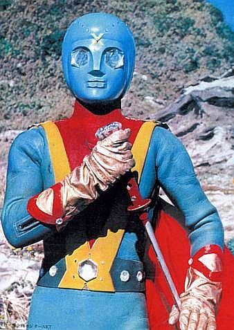 This is Diamond Eye, from Diamond Eye: Warrior of Light. This is obscure beyond description...