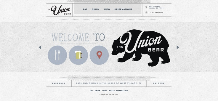 Union Bear Internet Site, Union Bears, Web Design, Bears Website, Web Site, Families Meeting, Graphics Design, Website Inspiration, Foundry Collection
