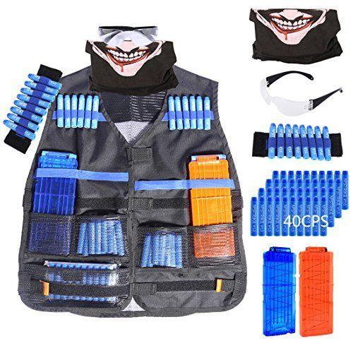 Tactical Vest Yamix Kids Elite Tactical Vest Kit For nerf n strike elite series   Type 2. #Tactical #Vest #Yamix #Kids #Elite #nerf #strike #elite #series #Type