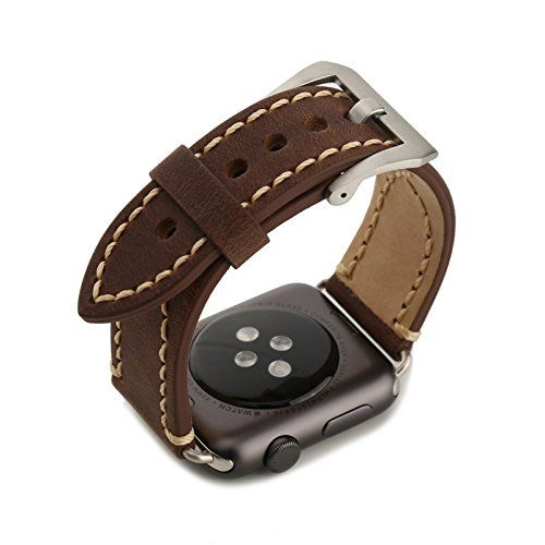 Aviato TORINO Leder-Armband für Apple Watch (42 mm) braun - http://on-line-kaufen.de/aviato/aviato-milano-leder-armband-fuer-apple-watch-42-mm-3