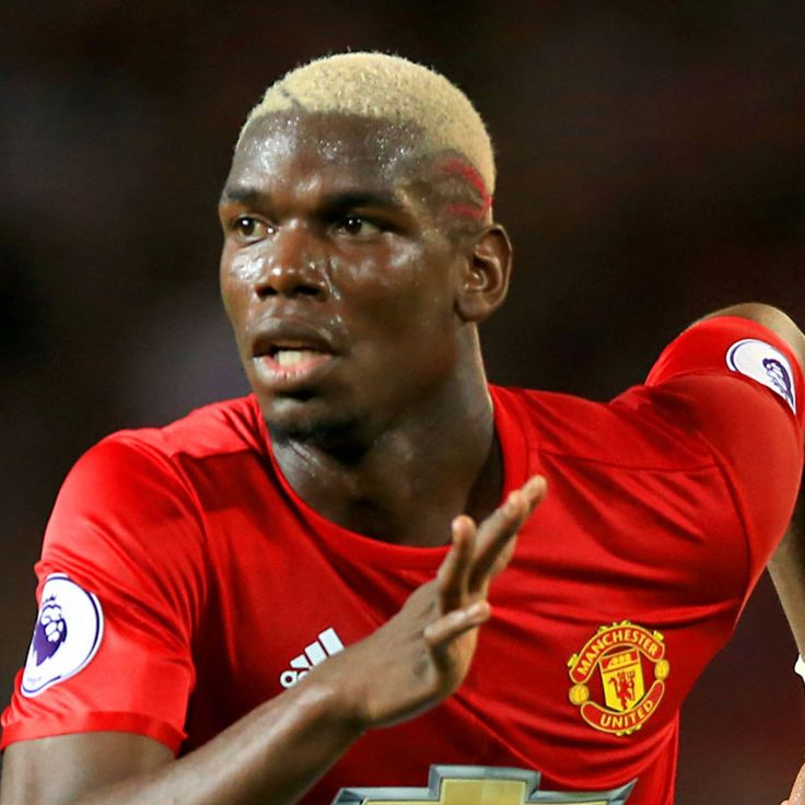Manchester United's Paul Pogba offers relationship advice following haircut