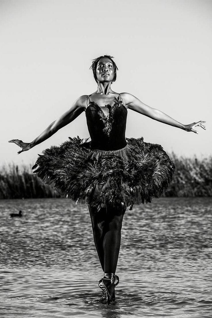 South African Ballerina Kitty Phetla --- unitedrep.com