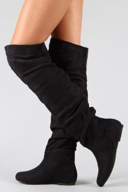Nature Breeze Vickie Hi Knee high Boots