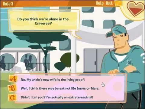 Free online virtual dating games