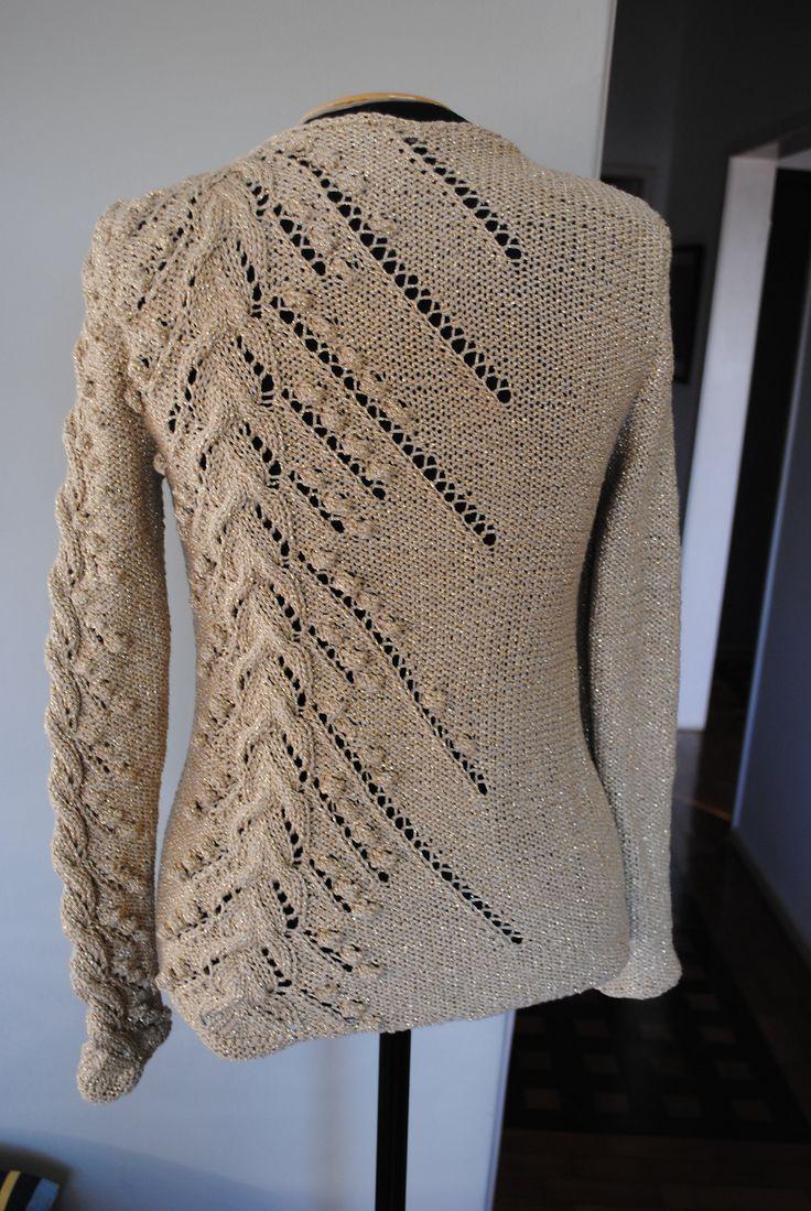 Ravelry: Blusa Precioso pattern by Crestina Consorti