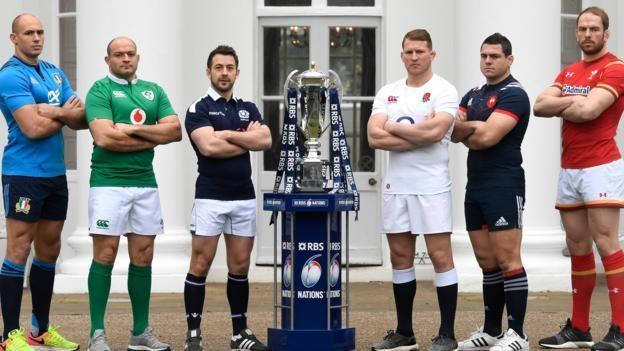 Six Nations 2017: Pundits pick winner and key players - BBC Sport