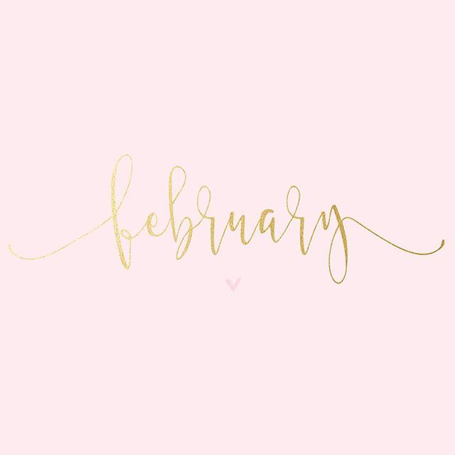 Love February...a whole month of family and friends birthdays. Lots of things to look forward to! Xx