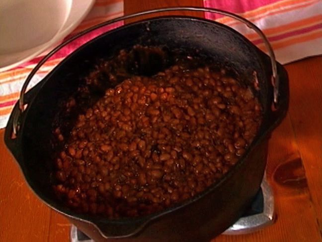 Get this all-star, easy-to-follow The Once and Future Beans recipe from Alton Brown