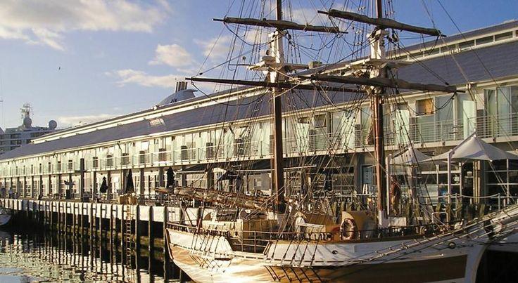 泊ってみたいホテル・HOTEL|オーストラリア>ホバート>ホバートの中心部に位置し、サリバンズ・コーブの桟橋にあり>サマセット オン ザ ピア(Somerset on the Pier Hobart)