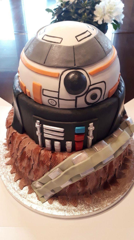 Star wars cake ideas