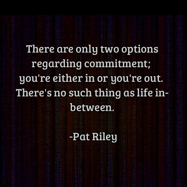 commitment quotes...1