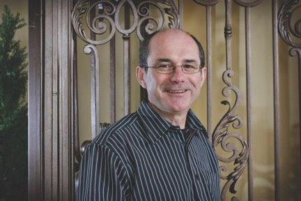 Angelo Pavan, winemaker, Cave Spring Cellars, Jordan, Ontario.