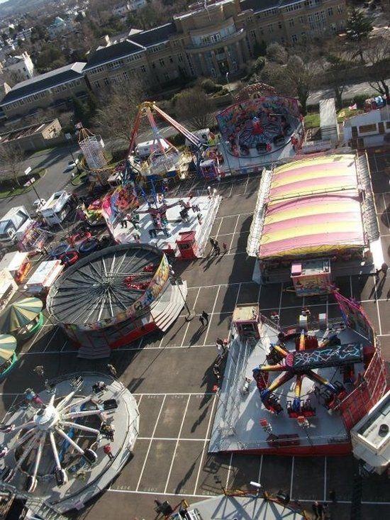 Cheltenham Racecourse Funfair https://whatsonadvisor.com/event/1497714 #whatsonadvisor