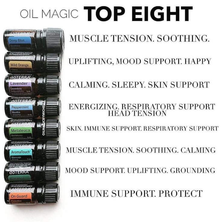 Huge List Of Essential Oils And Their Uses (You Will Want To Print This )