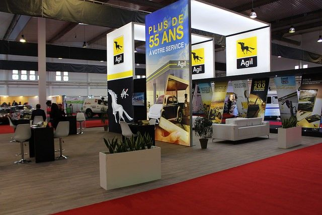 2018 Exhibition Booth Design Trends With Images Trade Show