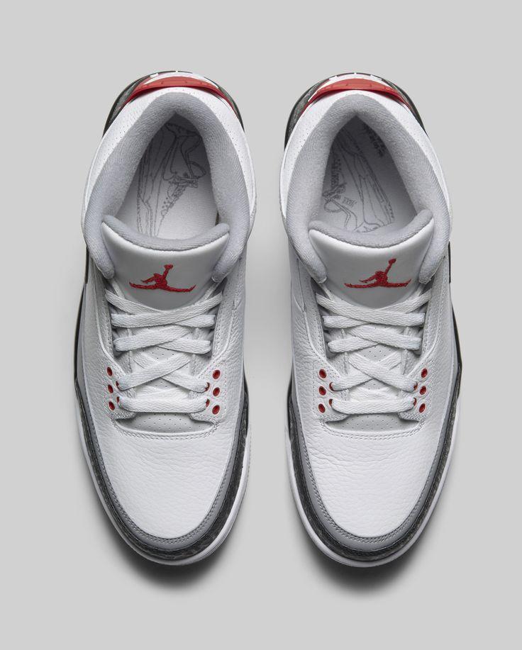 The Original Air Jordan 3 Sketch Comes to Life with the Air Jordan 3 'Tinker' - WearTesters