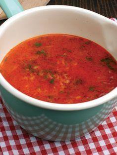 Domates çorbası Tarifi - Bebek ve Çocuk Yemekleri - Yemek Tarifleri