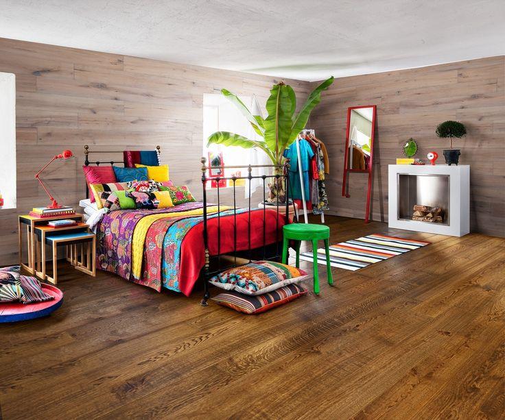 Oak Nouveau Brown - Classic Nouveau Collection
