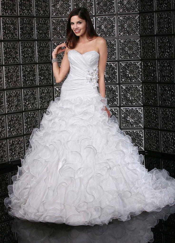 10 Best ideas about Davinci Wedding Dresses on Pinterest - Bridal ...