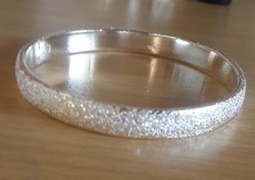 Bangles & Bracelets - Earnest James 925 Sterling Silver Bangle for sale in Johannesburg (ID:195189235)