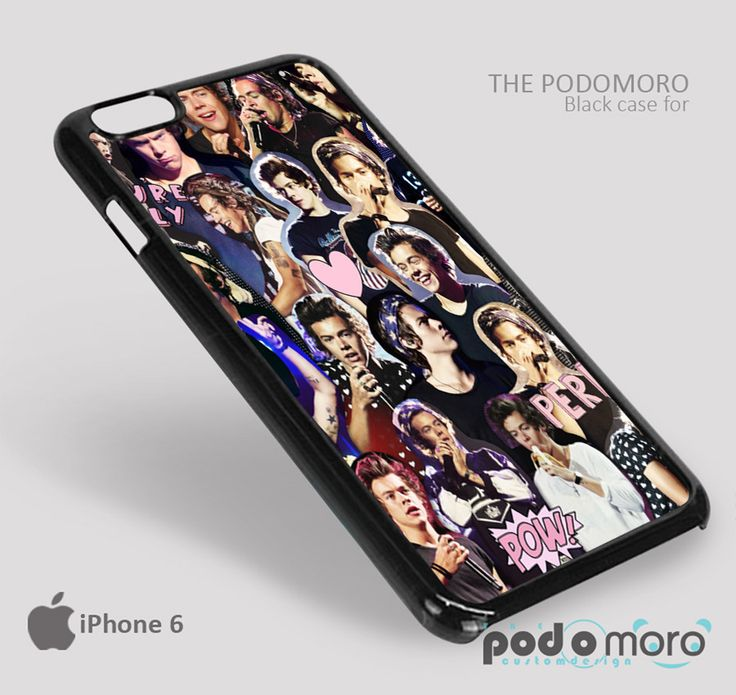 Hary Style One Direction 1D for iPhone 4/4S, iPhone 5/5S, iPhone 5c, iPhone 6, iPhone 6 Plus, iPod 4, iPod 5, Samsung Galaxy S3, Galaxy S4, Galaxy S5, Galaxy S6, Samsung Galaxy Note 3, Galaxy Note 4, Phone Case
