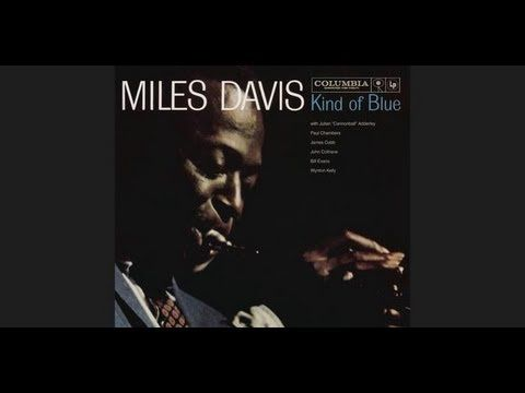 Miles Davis (w/ Bill Evans & Paul Chambers) - Blue In Green (from the album Kind of Blue, 1959). Someone remarked that it is ideal for a rainy-day listening-experience. That would certainly add to the music's ethereal dreaminess - that and bit of an over-pour of a shot of good Scotch.  ;)