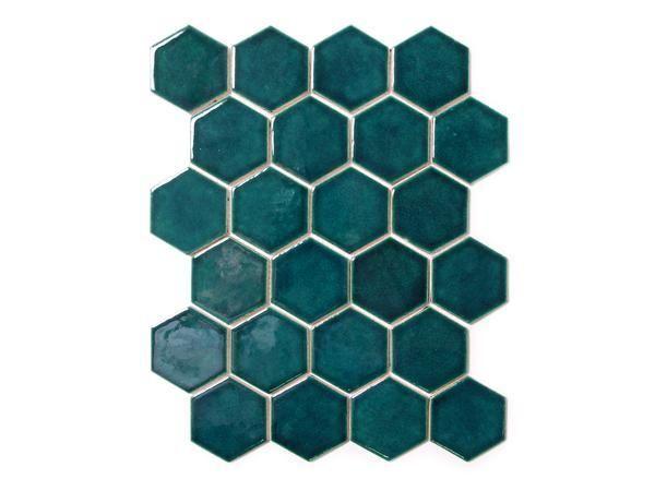 How To Choose The Right Tile Type Hexagon Tiles Hexagon Mosaic Tile Mercury Mosaics