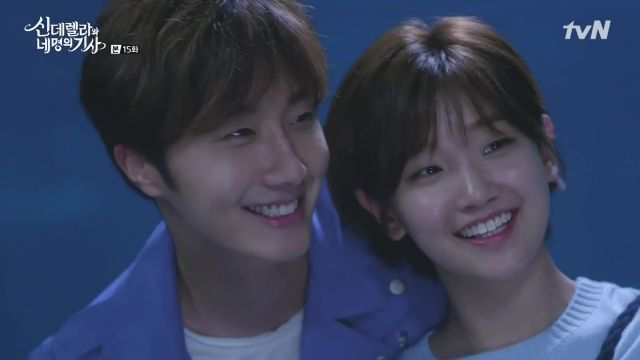 "[HanCinema's Drama Review] ""Cinderella and the Four Knights"" Episode 15 @ HanCinema :: The Korean Movie and Drama Database"
