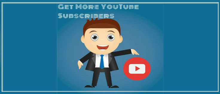 http://www.makemoneyonlinea2z.com/get-youtube-subscribers/ Get More YouTube Subscribers Get More YouTube Subscribers is most important part for all youtube channel creator. Because its grow our youtube channel. it's hard to get more subscribers when we don't follow the important step. which is required in each and every videos. there's some action required before creating channel.