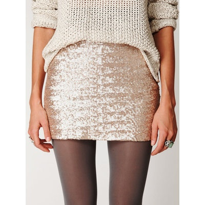 Sequin Bodycon Skirt: Sequin Skirt, Style, Dress, Outfit, Sparkly Skirt, Sparkle