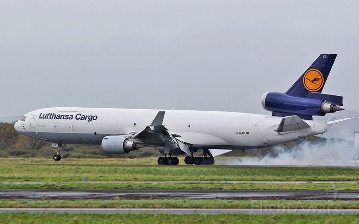 Photo of McDonnell Douglas MD-11 (D-ALCD) ✈ FlightAware