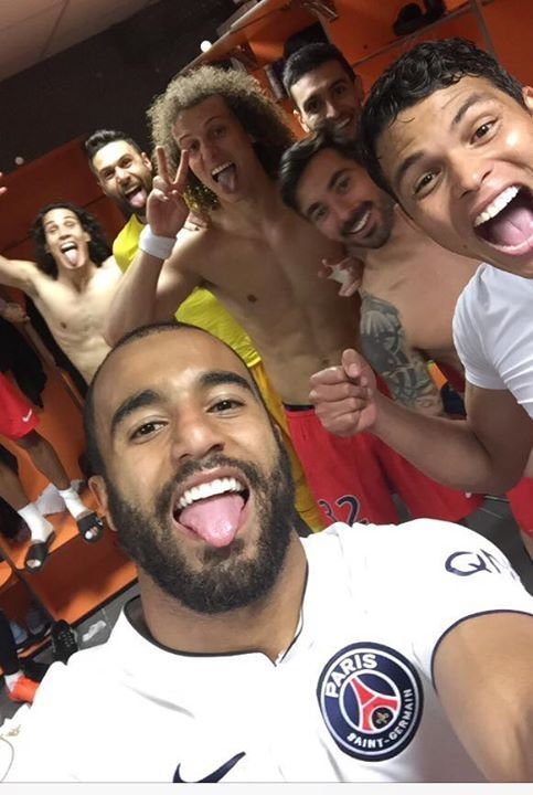 PSG Champion 2015