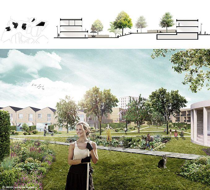 Best Drawings Plans Concepts Landscape Architecture