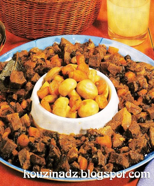 123 best images about cuisine algerienne maghr binne on for Algerienne cuisine