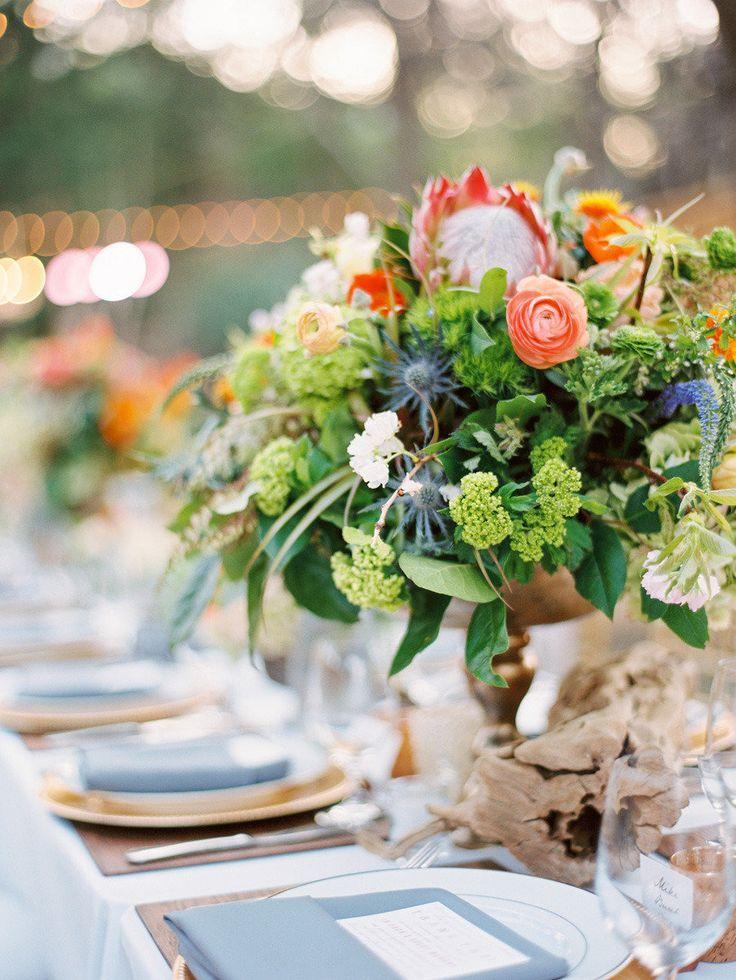 Unique Flower Centerpiece : Best mixed flower arrangements centerpieces images