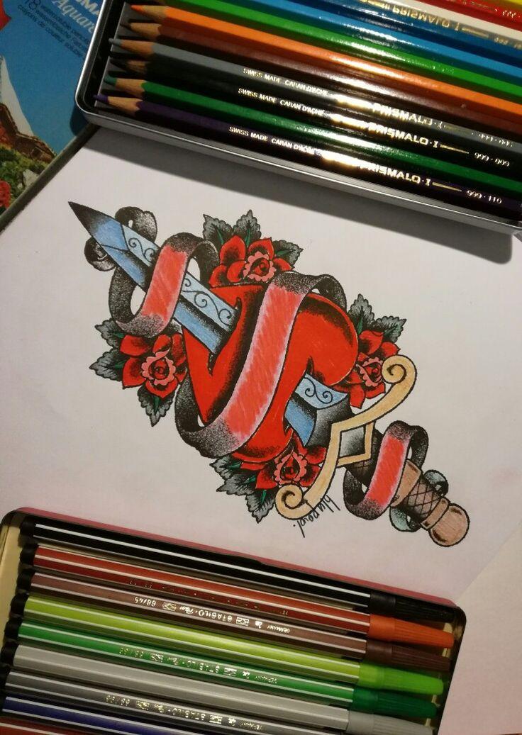 Draw colorize. Disegnare, stampare, colorare.