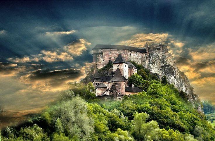 Oravský hrad Slovakia
