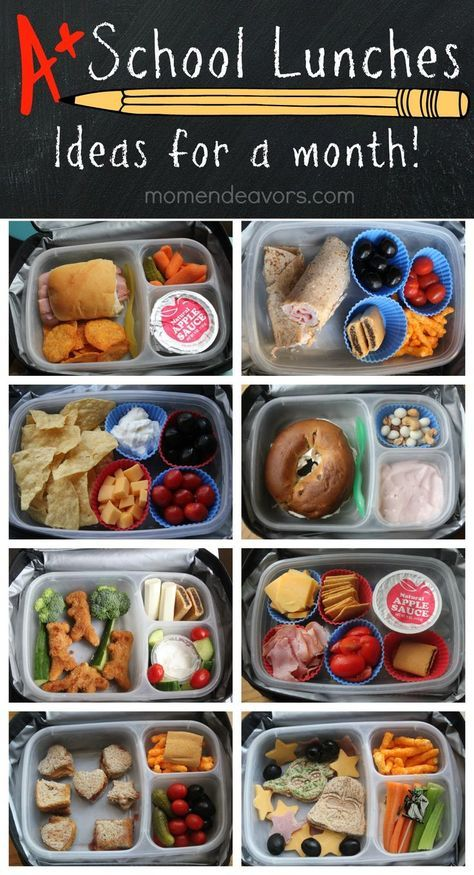 100+ School Lunch Box Ideas – Page 2 of 2 – Princess Pinky Girl