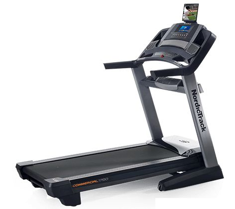 Nordic Track Commercial 1750 Treadmill It has won several shootouts and first places on several review sites. It's pretty durable and comes with a lot of safety features that is ideal for a home. It has a lot of state of the art features that you are not likely to find on other treadmills in this roundup. http://garagegymplanner.com/best-treadmill-reviews/