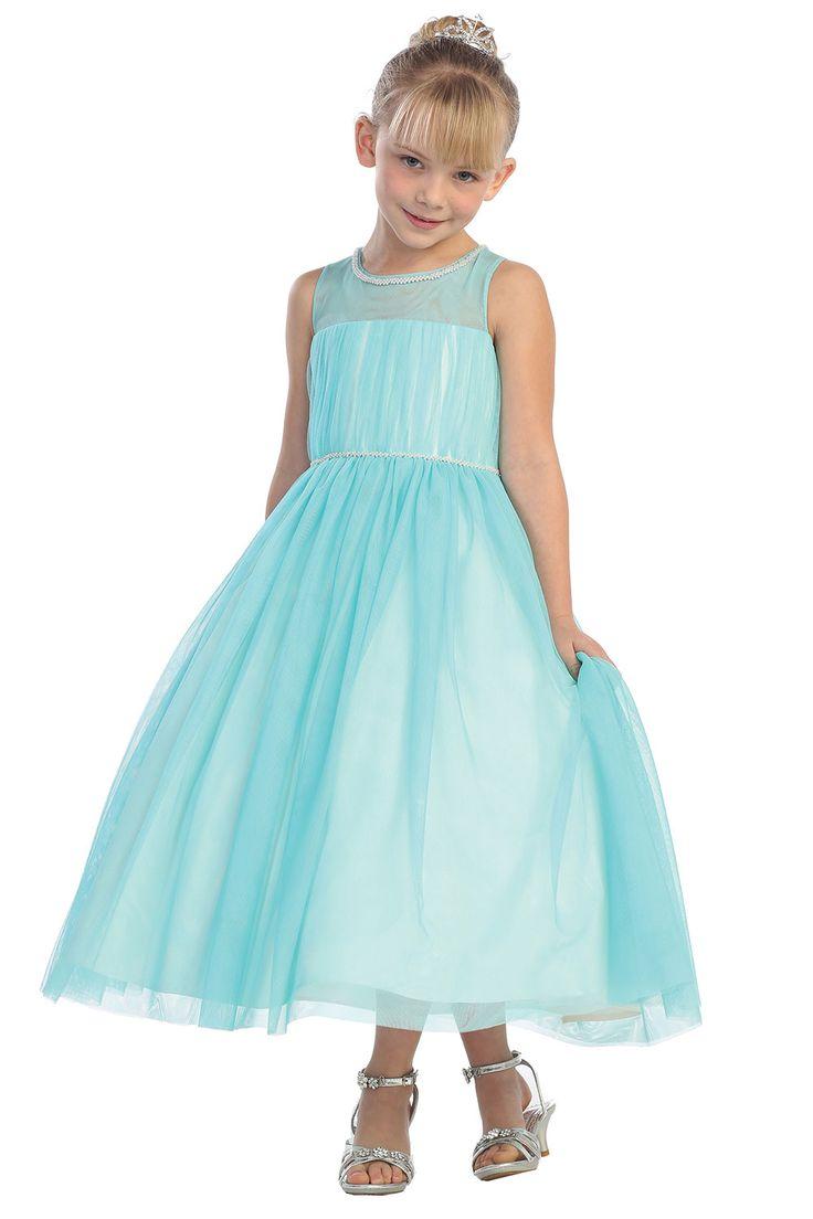 11 best A\'s picks for flower girl dresses images on Pinterest ...