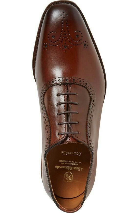 Allen Edmonds Cornwallis Dark Chili Medallion Toe Oxford (Men) at Nordstrom.com. Touches of charming brogue elevate a sleek, American-made oxford crafted from top-quality leather.
