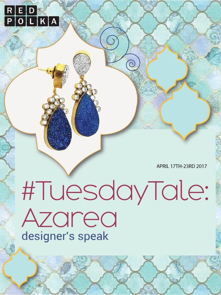A Gem Story: #TuesdayTale with Siddhie Shah of Azarea
